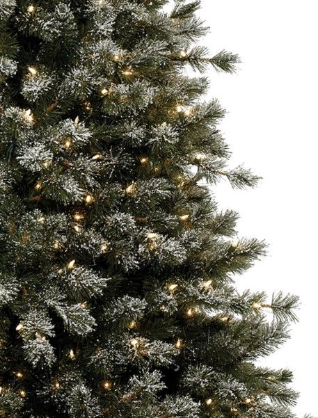 How To Flock An Artificial Christmas Tree Balsam Hill