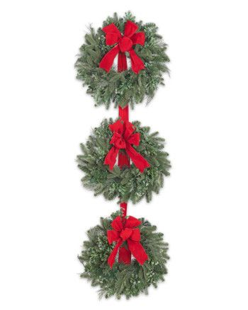 Door Decorating Ideas For Christmas Balsam Hill