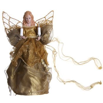 angels and other christmas chracters the angel tree topper