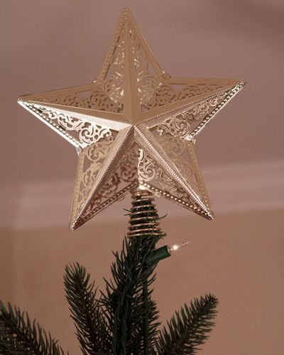 Star For A Christmas Tree: How To Choose The Right Christmas Tree Topper