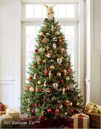 Where To Put The Christmas Tree find the right artificial christmas tree size | balsam hill