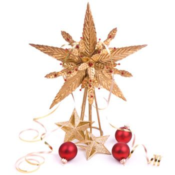 How To Choose The Right Christmas Tree Topper Balsam Hill