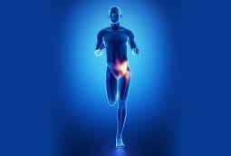 running hip