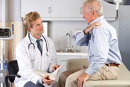 shoulder diagnosis