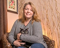 Melissa's Patient Story: Getting a Spinal Tumor Patient Back on the Road