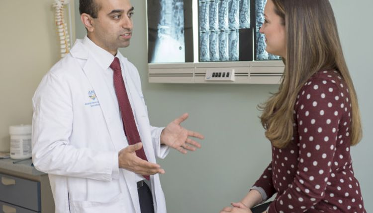 Dr. Pinakin Jethwa of The ANS Spine Center says surgery is not always the answer when it comes to back and cervical spine issues. ANS is committed to cutting-edge approaches, many of which are non-surgical.