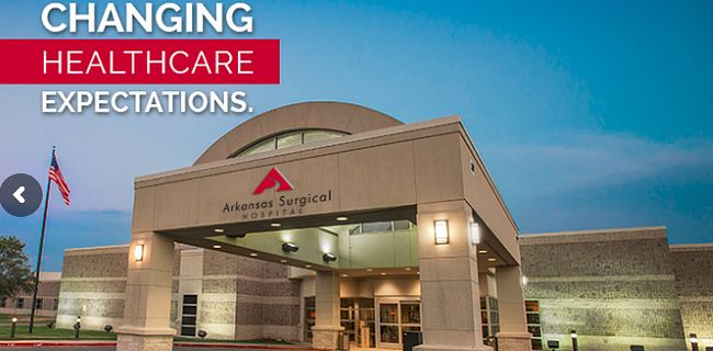 Arkansas Surgical Hospital is dedicated to Changing Healthcare Expectations, one patient at a time