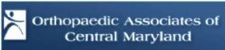 Orthopaedic Associates of Central Maryland