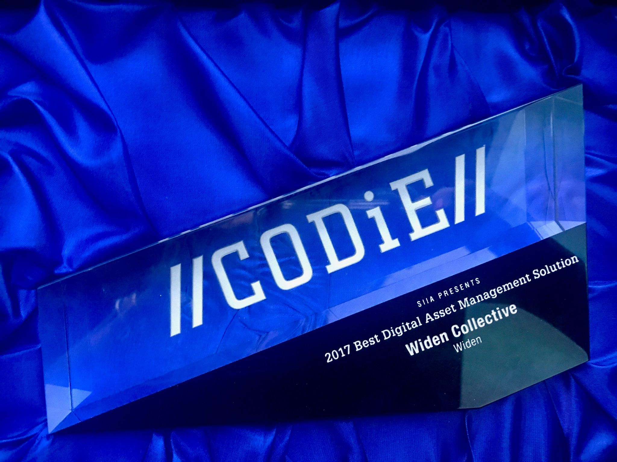 Best Digital Asset Management Solution Award