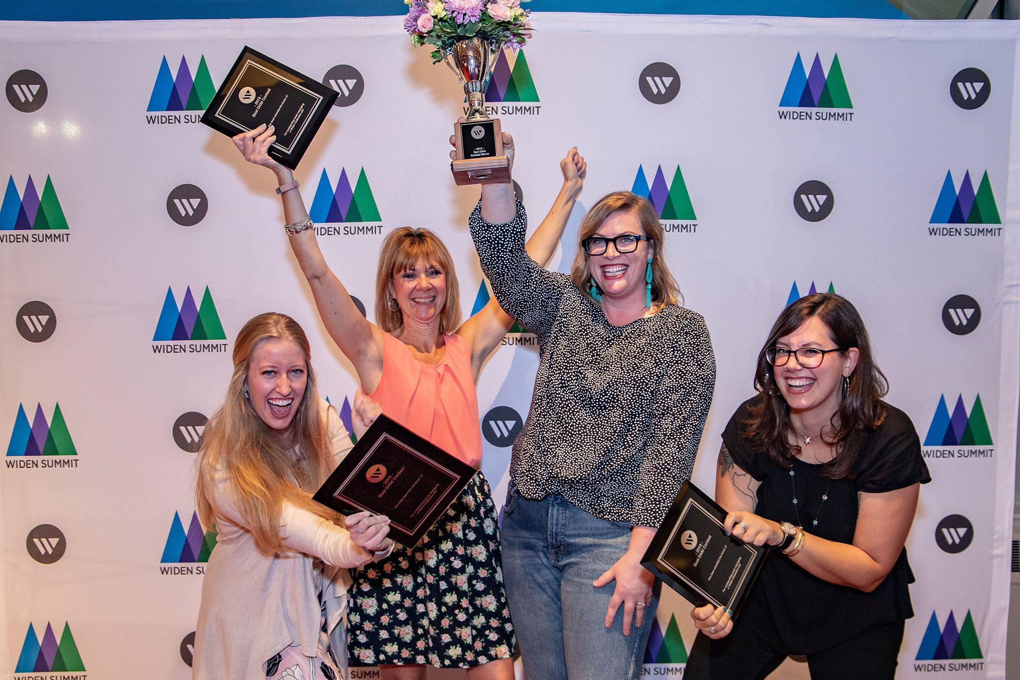 Best DAM Contest Awards 2018