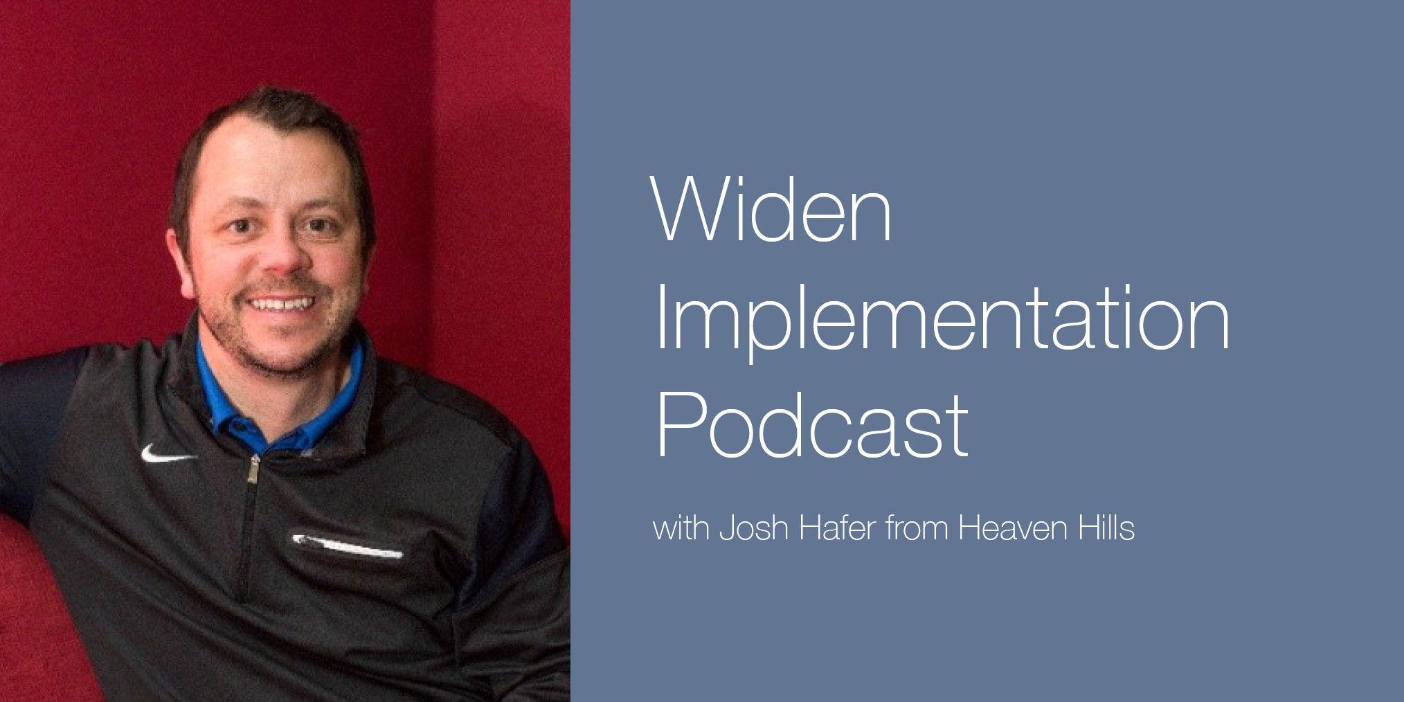 Josh Hafer podcast