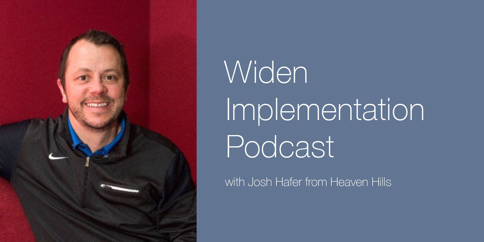 Josh Hafer podcast