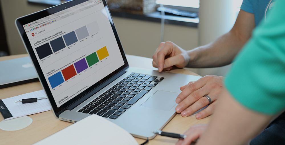 Visual Style & Marketing Asset Management