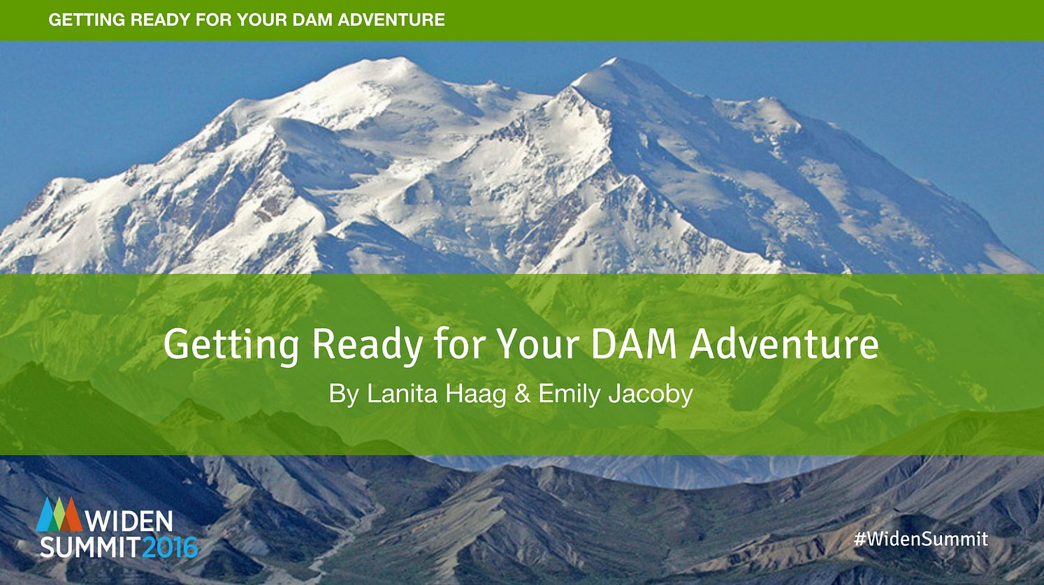 Preparing for DAM Content Marketing Hub Adventures
