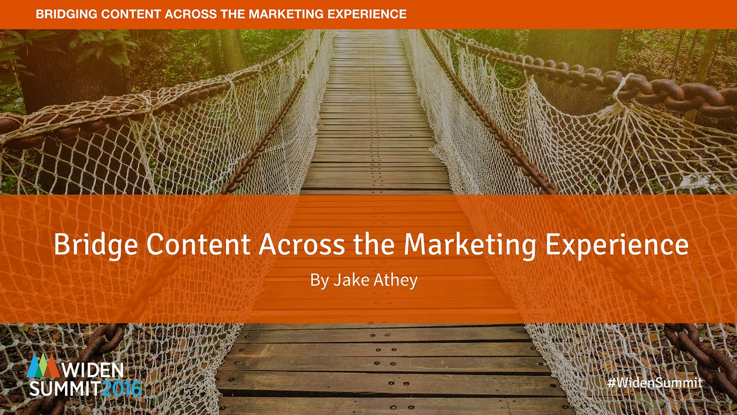 Visual Content & the Marketing Experience
