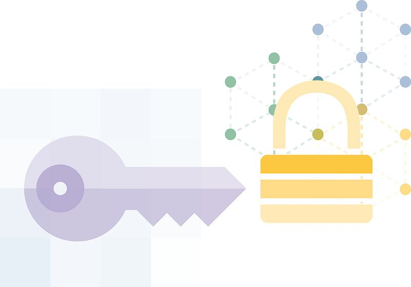 cloud services key lock connections