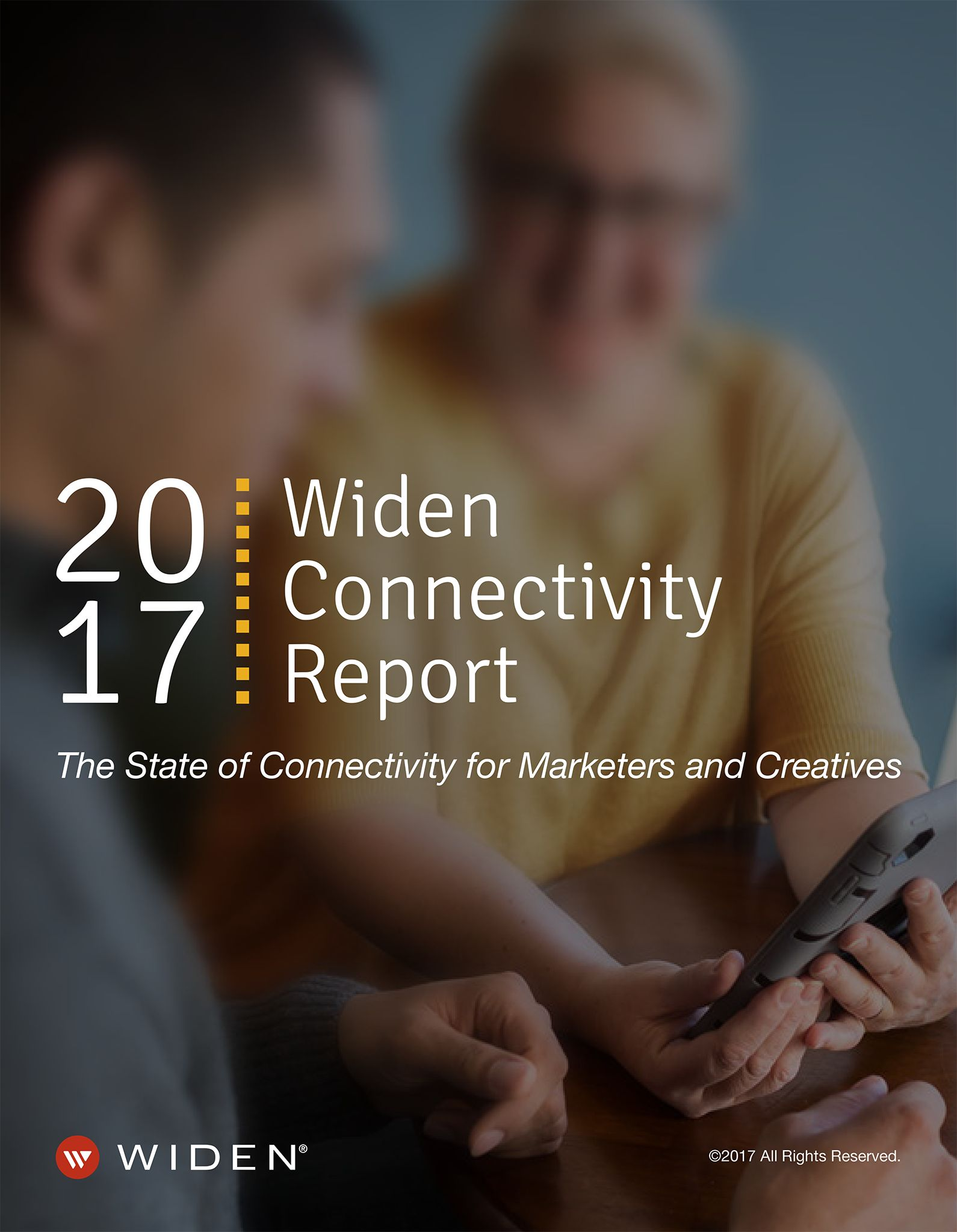 Widen 2017 Connectivity Report