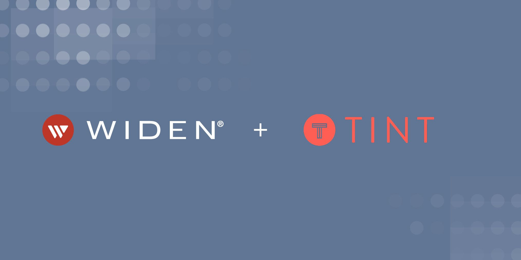 TINT and Widen Integration to collect user-generated content