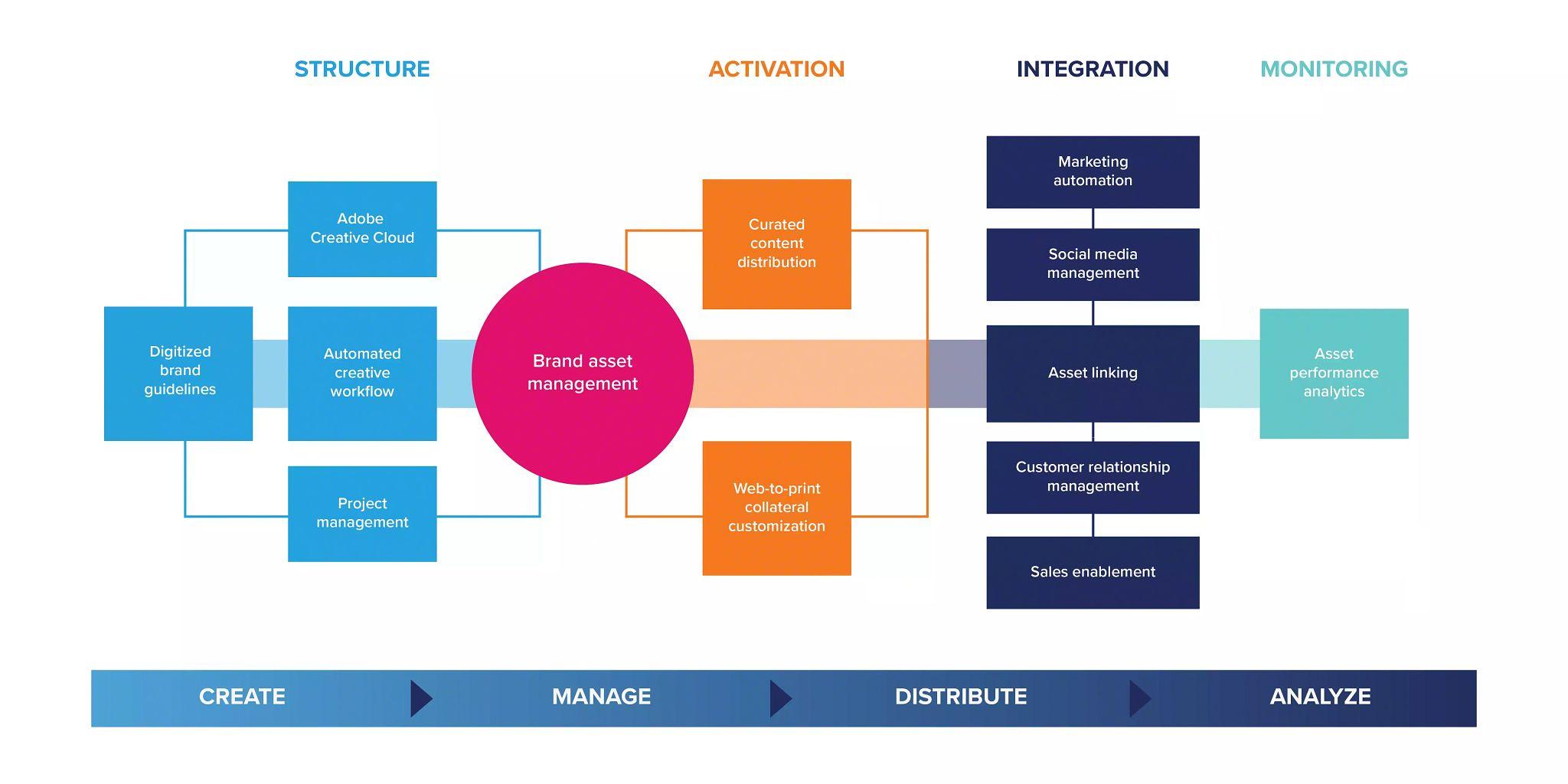 Brand Asset Management Model