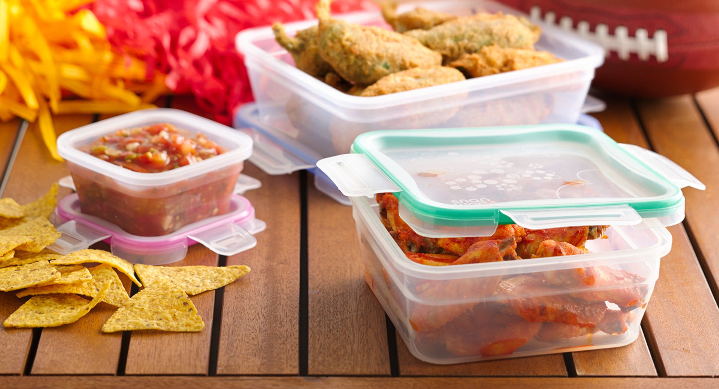 Score Hot Eats for Tailgating