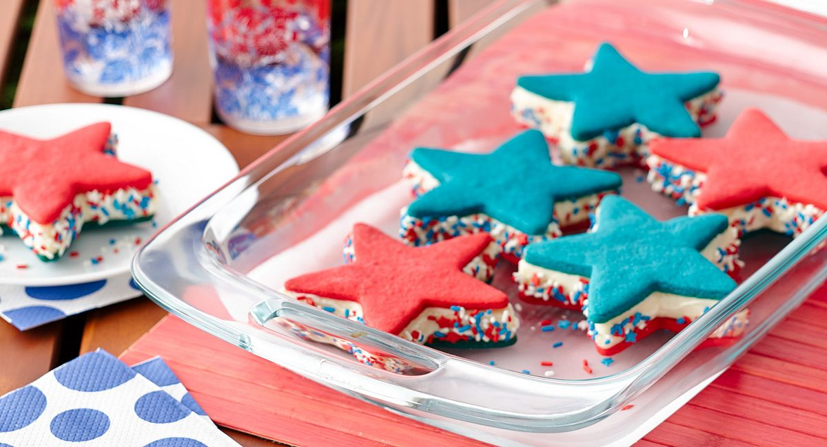 Sweet! Patriotic Treats, Made in the USA