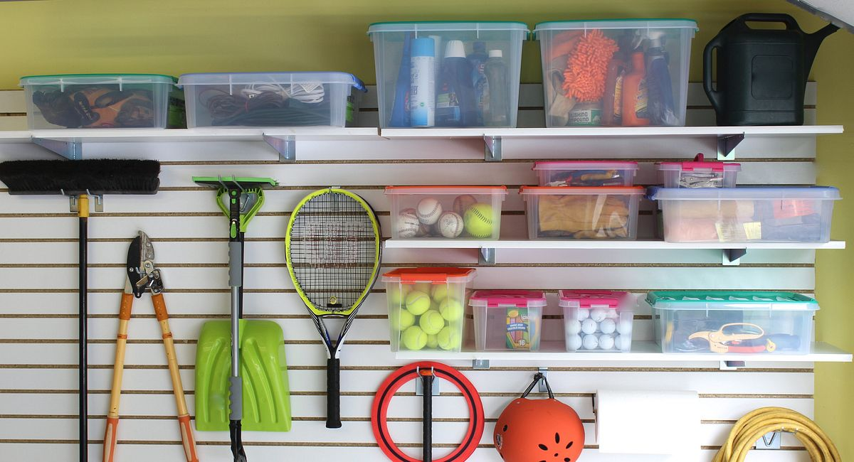 SNAP HACKS: Organize Your Garage In a Snap