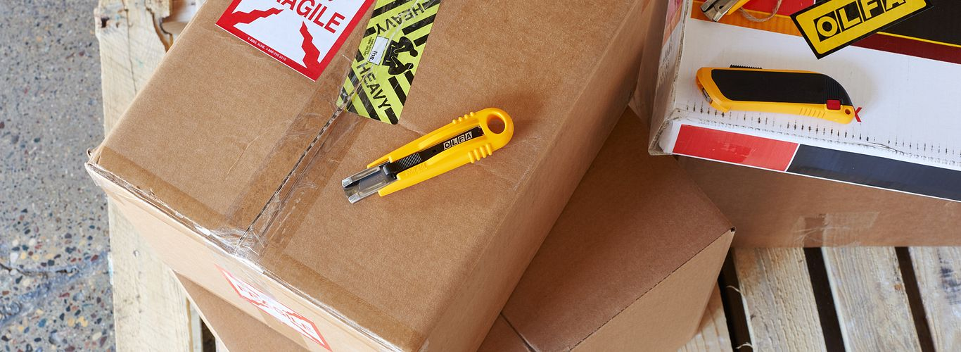Tips to Reduce Warehouse Utility Knife Accidents