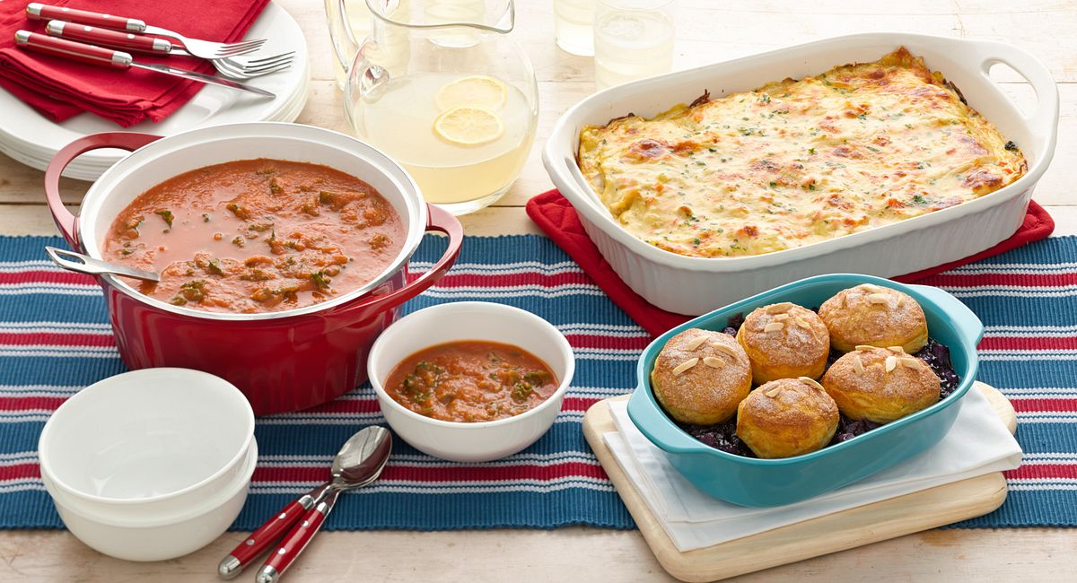 Mix-and-Match Bakeware