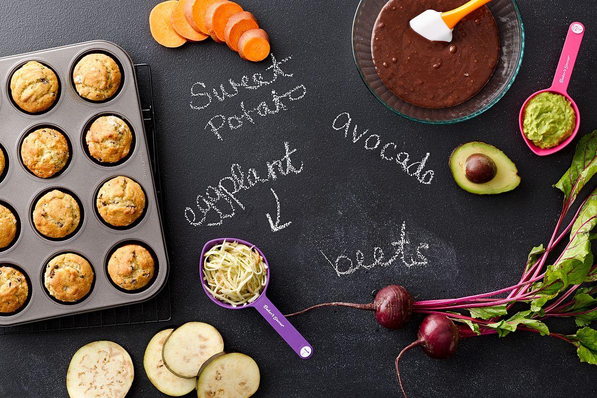 Seven Ingredients for Healthier Baking