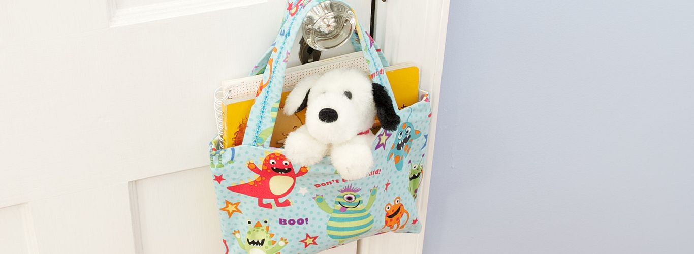 Project: Kid's Tote Bag
