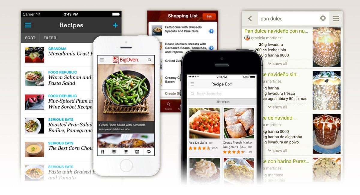 5 Amazing Free Kitchen Apps