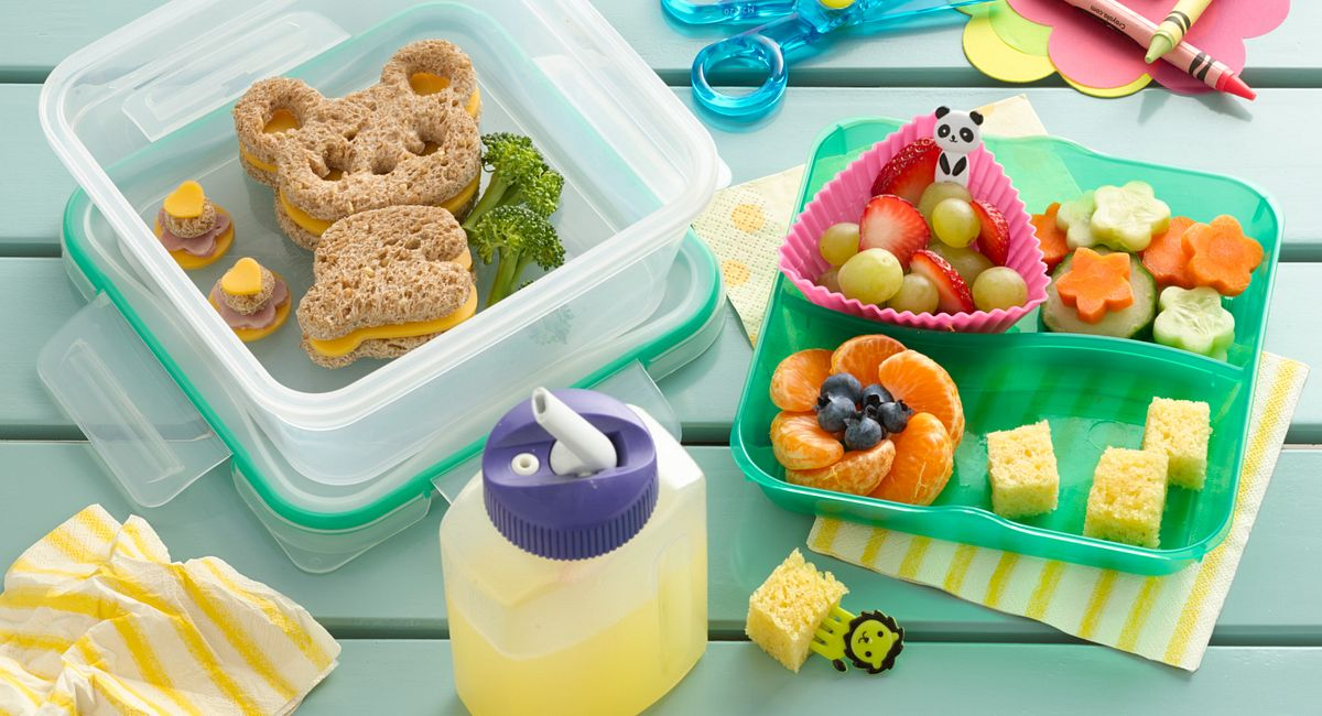 Snappy Back-to-School Lunchbox