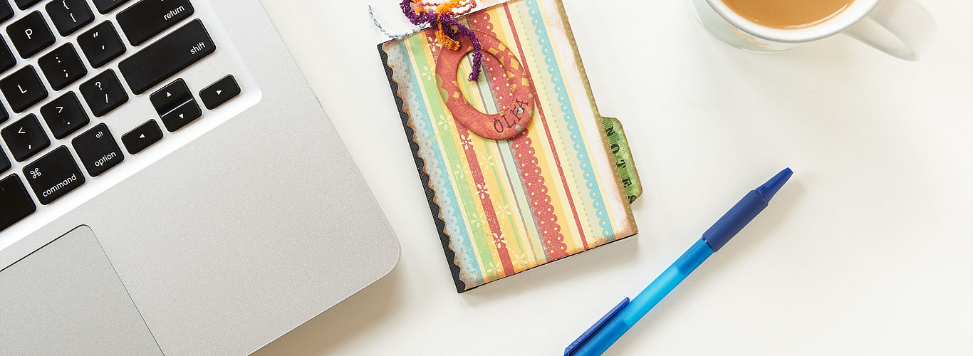 Personalized Mini Notebook