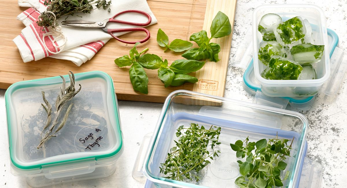 How to Keep the Fresh in Herbs