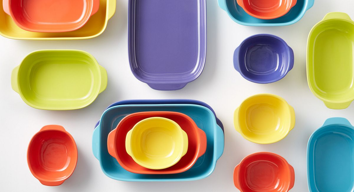 CW by CorningWare® - A Colorful New Style to Express Yourself