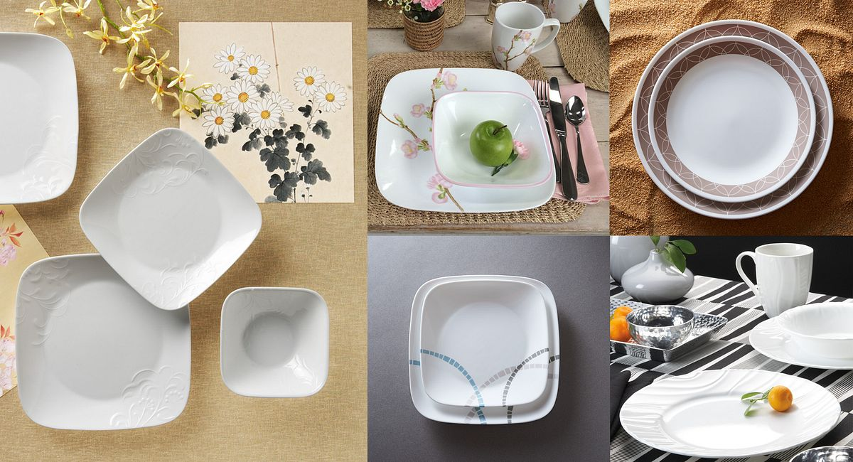 Create a Zen Kitchen With Corelle®