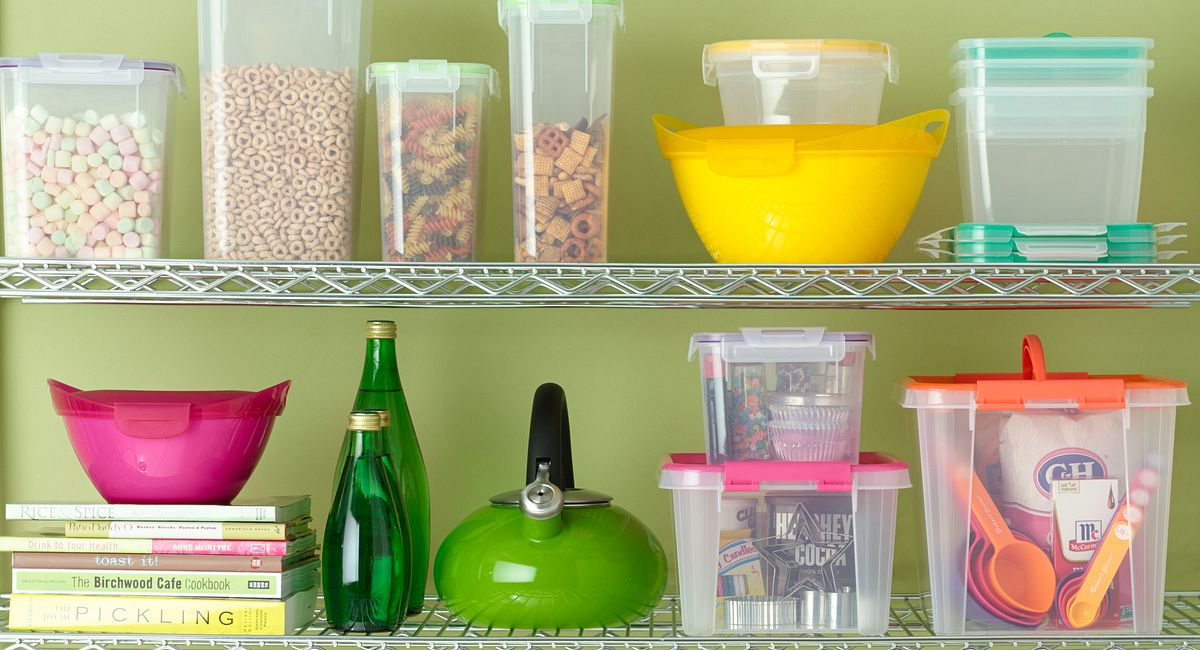 Snap Hacks: 3 Quick Pantry Organizing Tricks