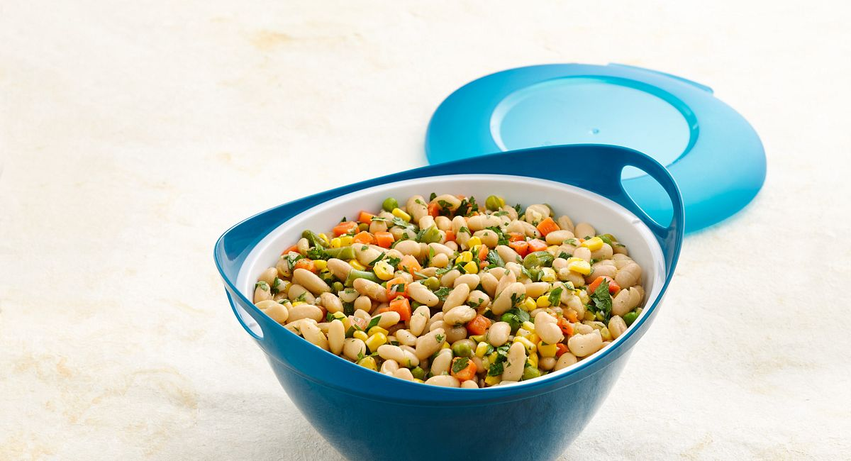 White Bean Harvest Salad