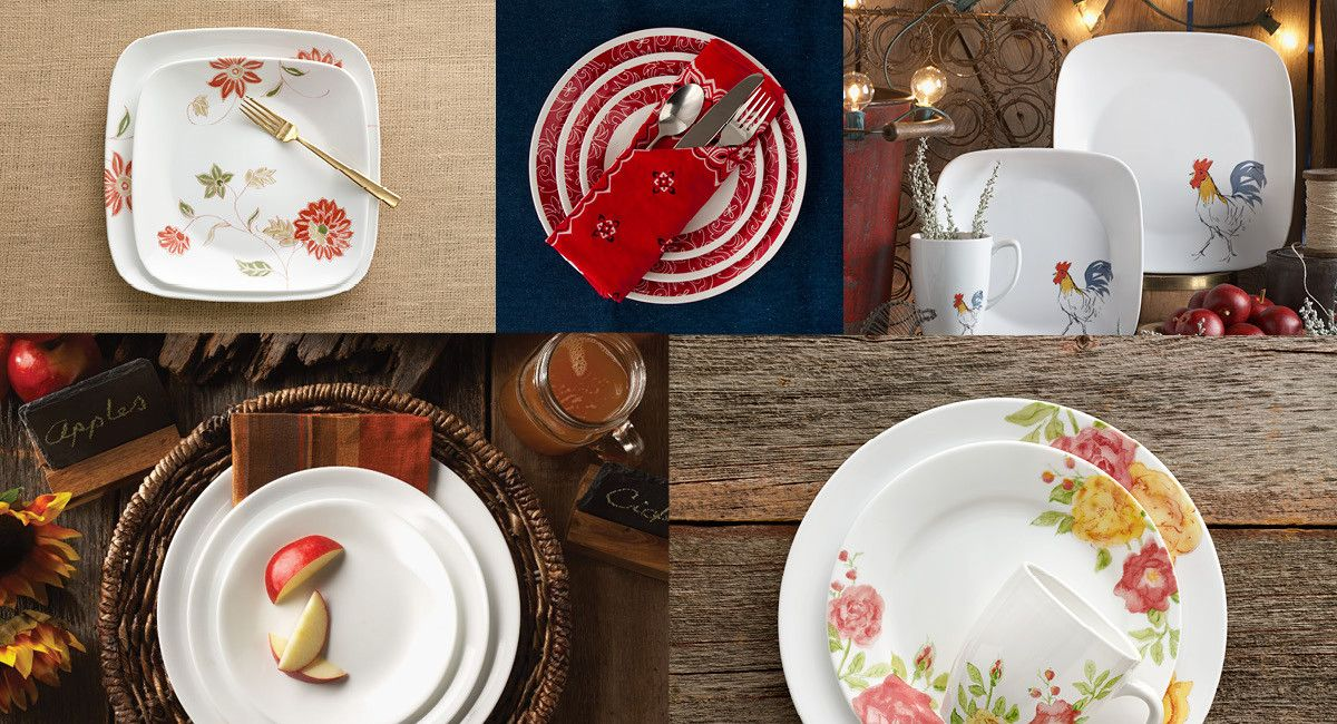 What's Your Style? Countryside Chic Dinnerware
