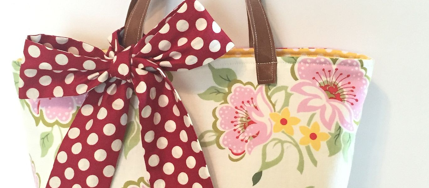 Project: Small Summer Tote