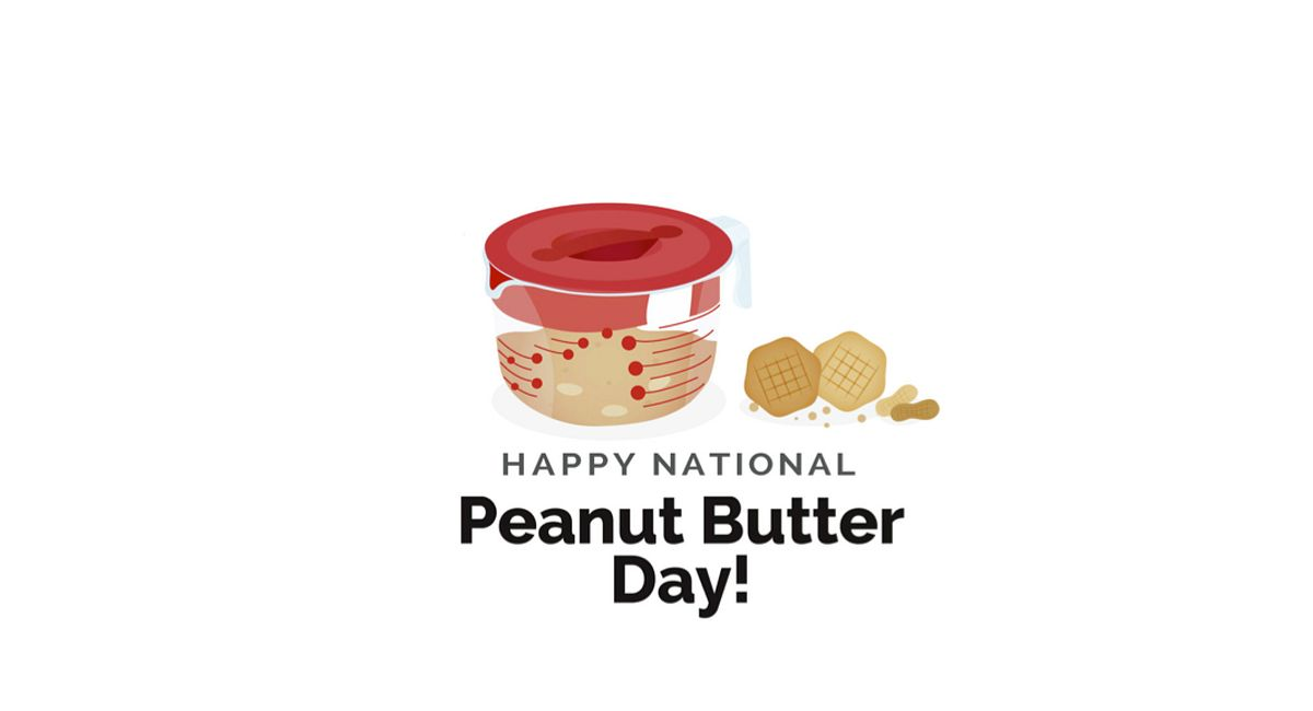 A Year In Food - Peanut Butter Day