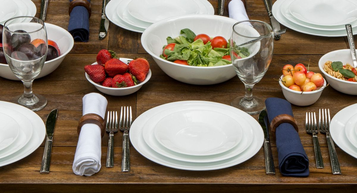 History of Stylish and Durable Dishware