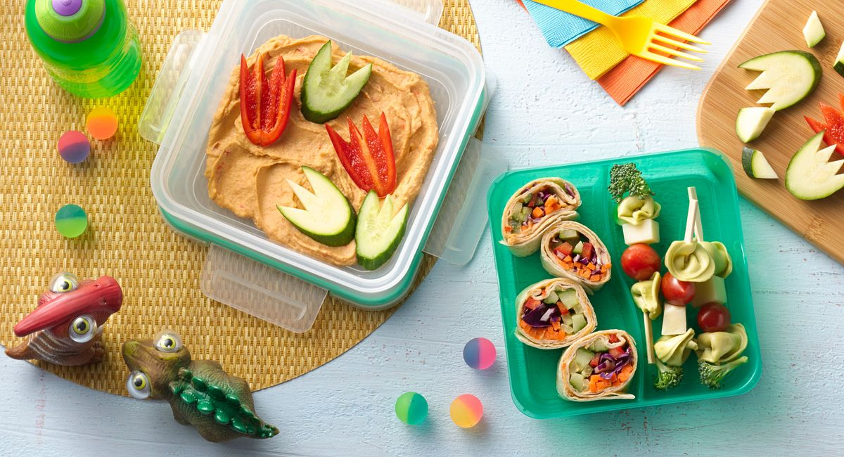 kid veggie snacks