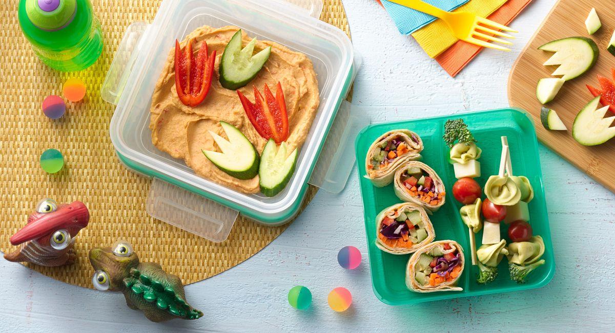 kid veggie snacks