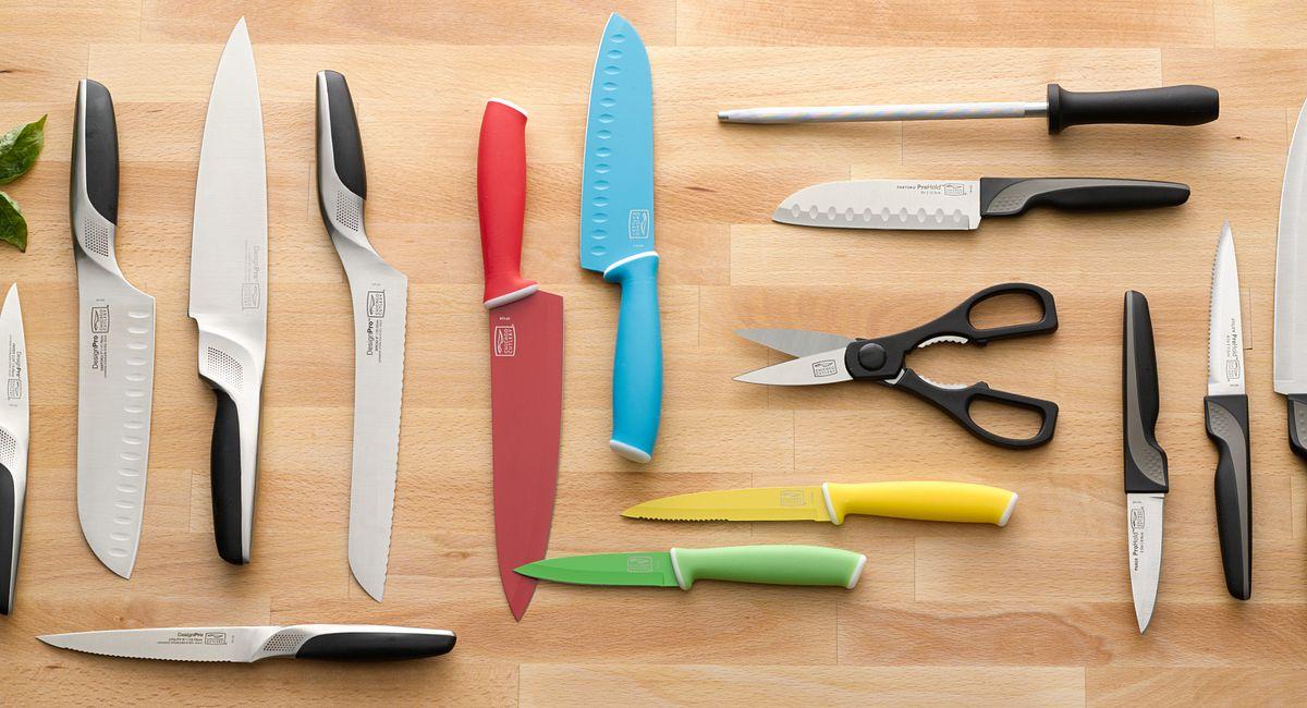 La historia de una marca Americana de cuchillos