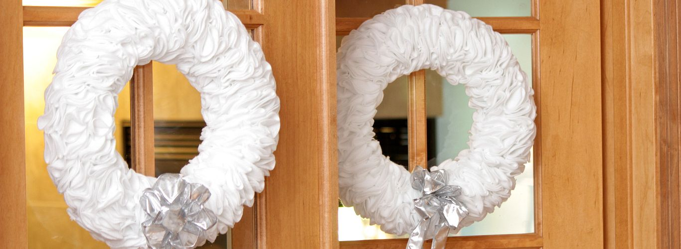 Fresh Fall and Winter Wreath Projects