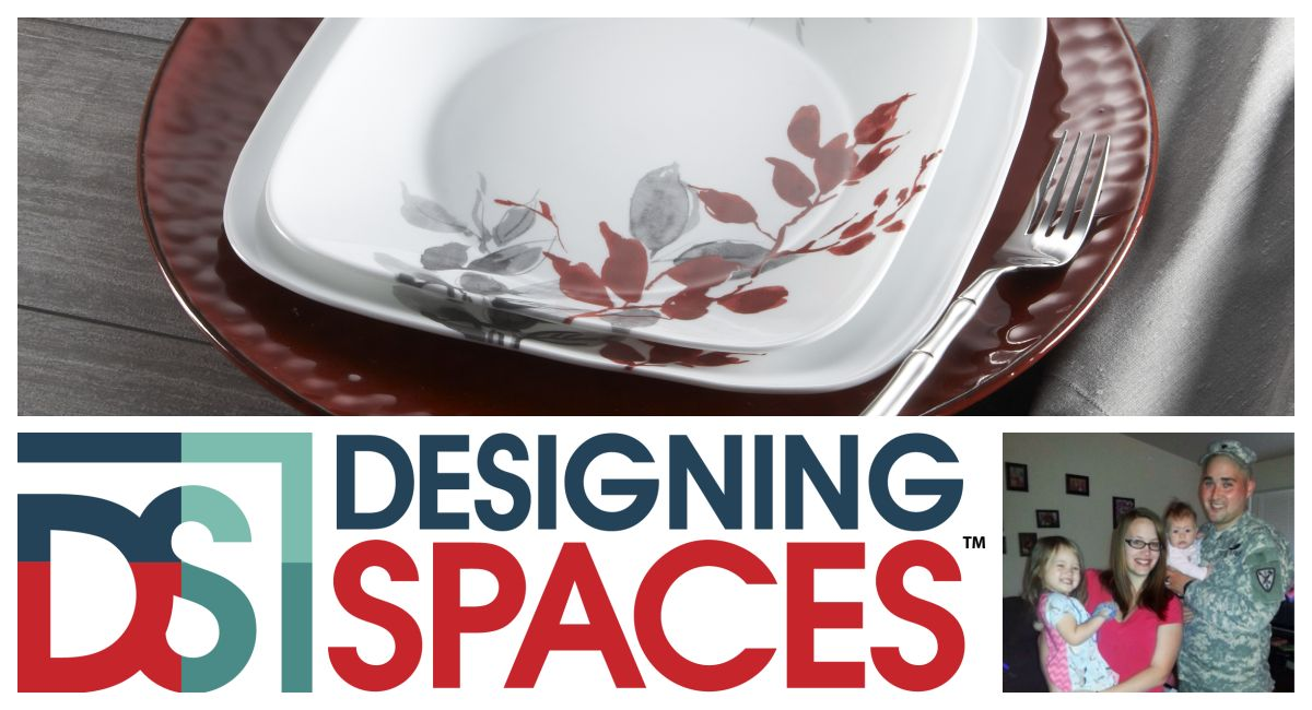 Designing Spaces Military Makeover: Honored to Serve the Travis Family