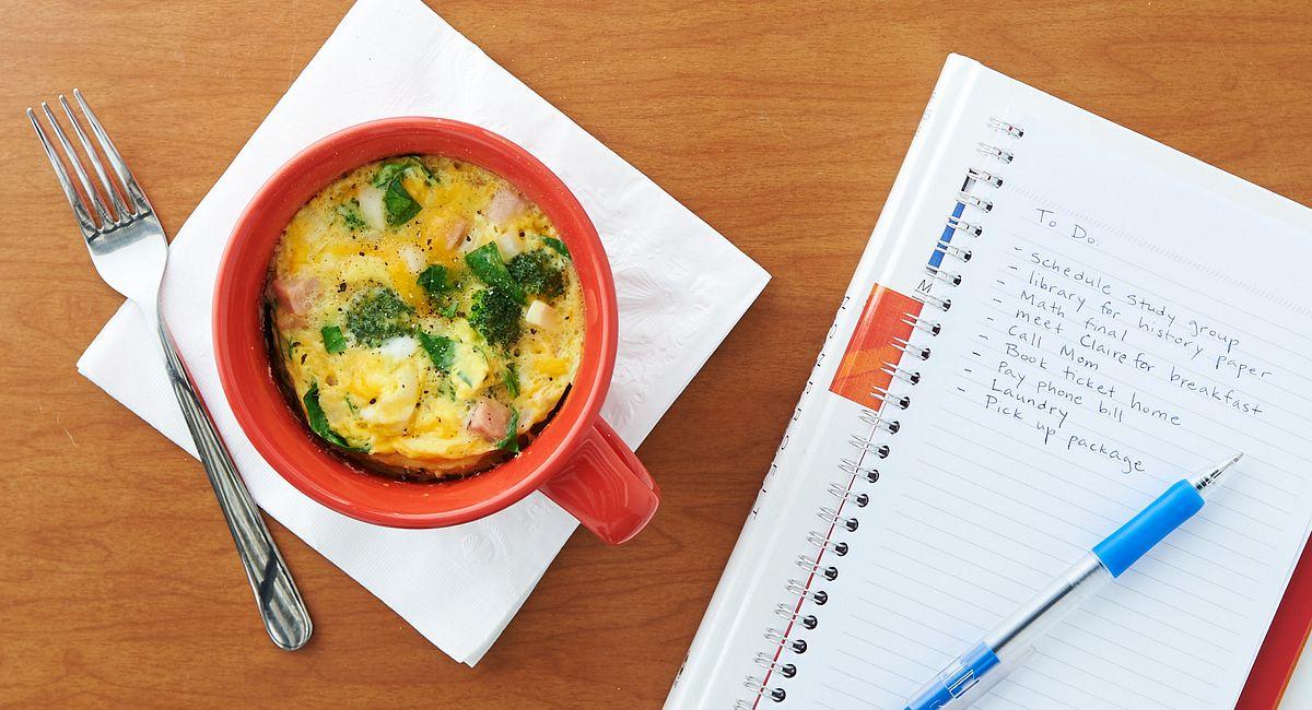 Egghead Omelet