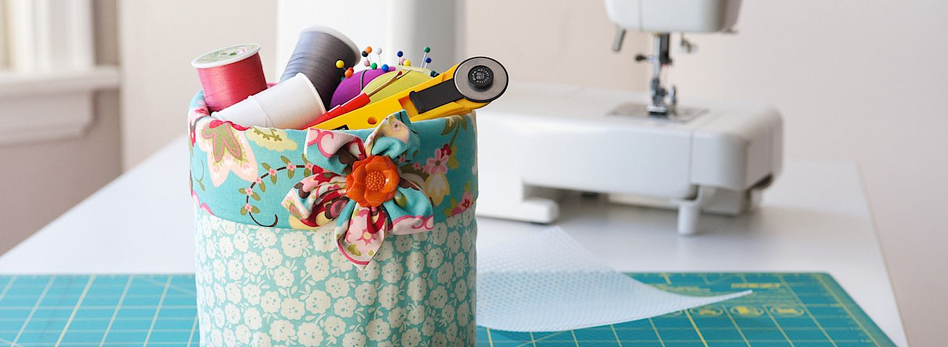 Project: Sewing Room Canisters