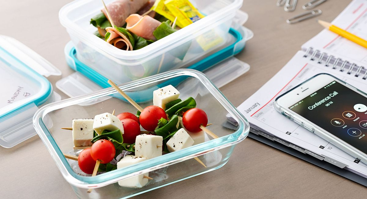 6 DIY 100-Calorie Snack Packs